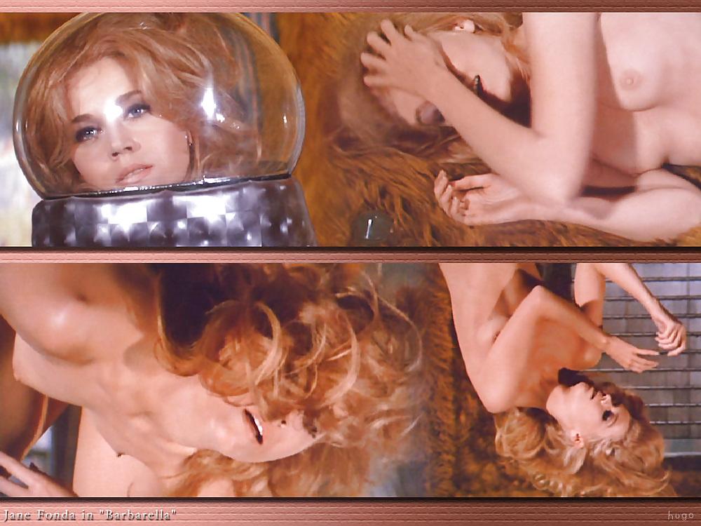 Jane fonda nude slip