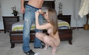 Nude girls licking ass