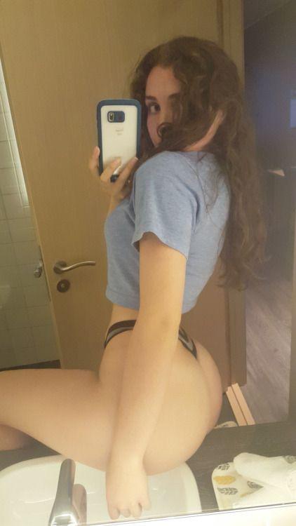 Photo selfie sexy nu