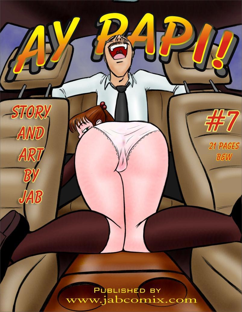 Xxx papi cartoon porn