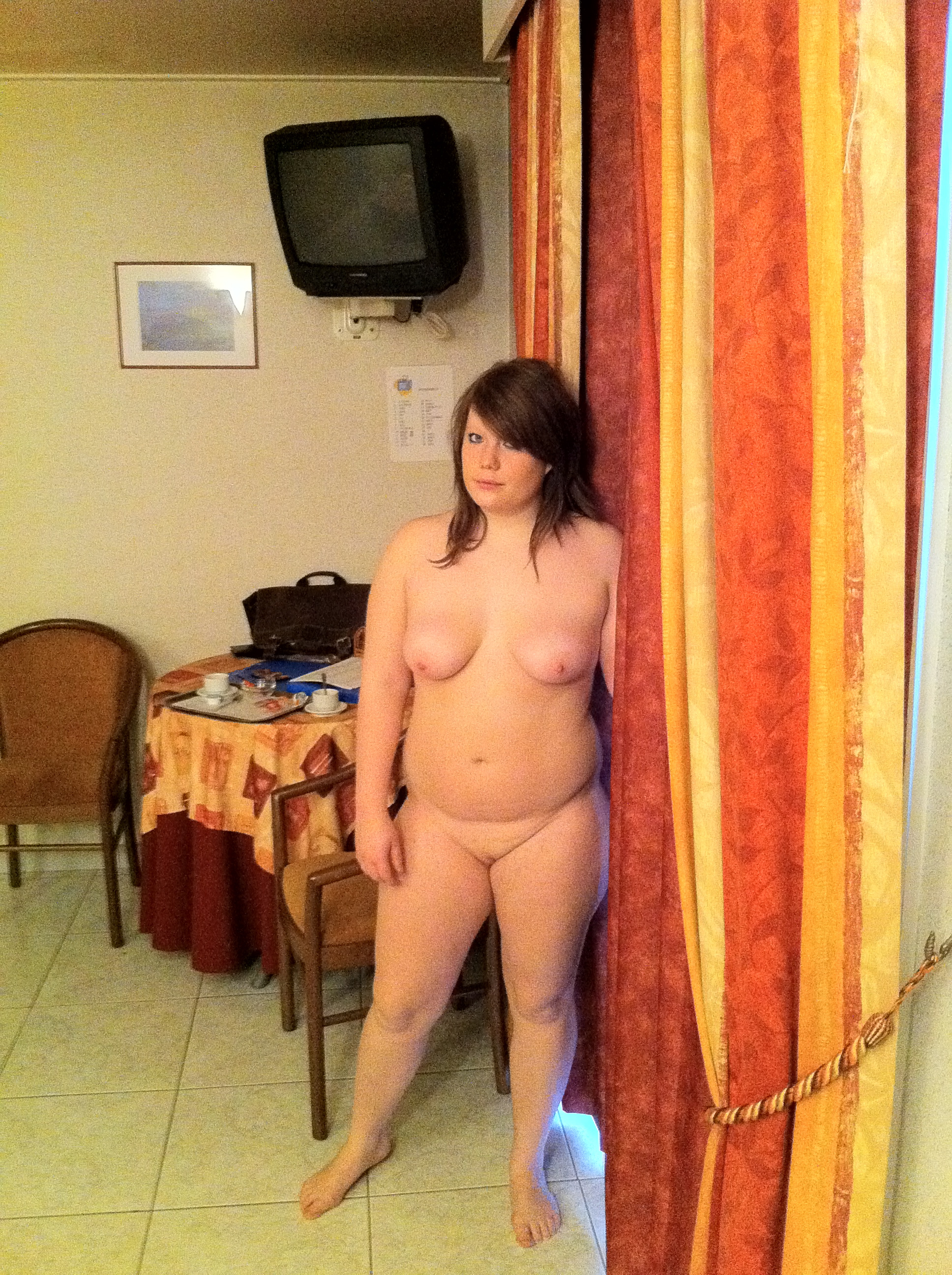 Amateur first time nude
