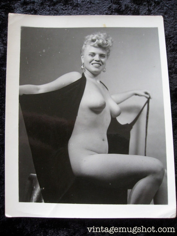 Nudist of the fifties