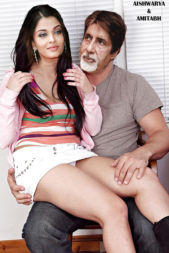 Amitabh bachchan and aishwarya rai xxx pic