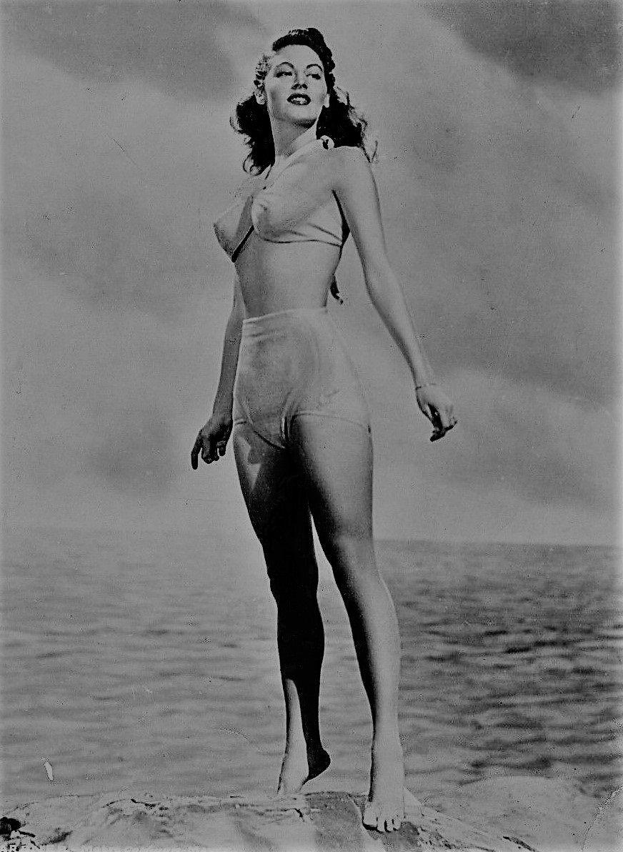 Ava gardner nude naked