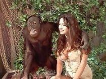 Monkey fucked indian girl pics