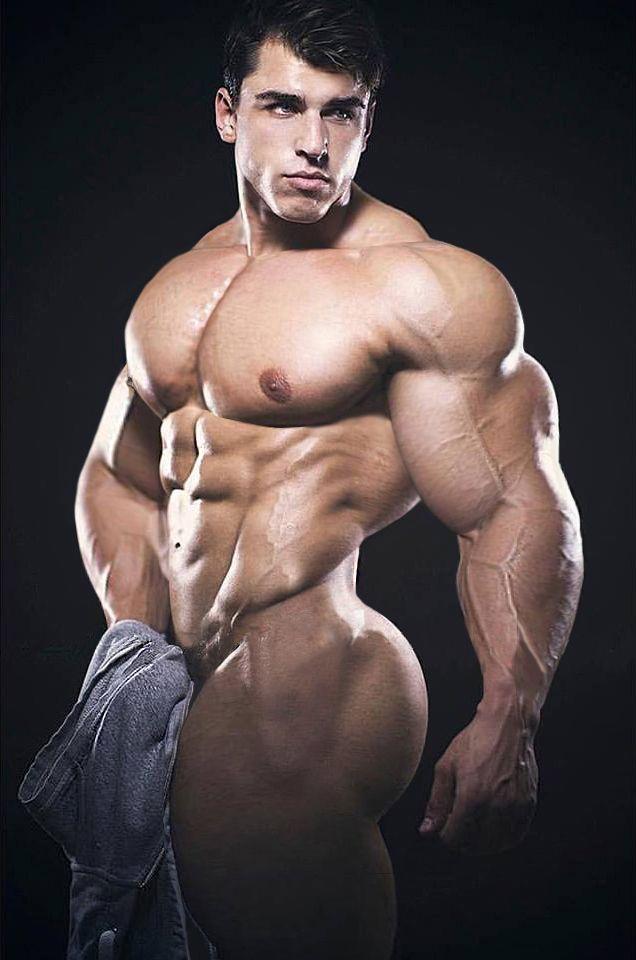 Xxx bodybuilder man fuck man