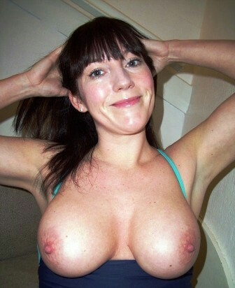 Middle age big tits