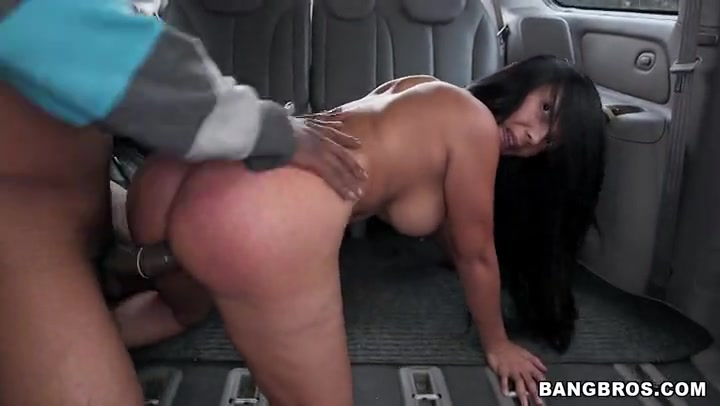 Big ass latina fucked