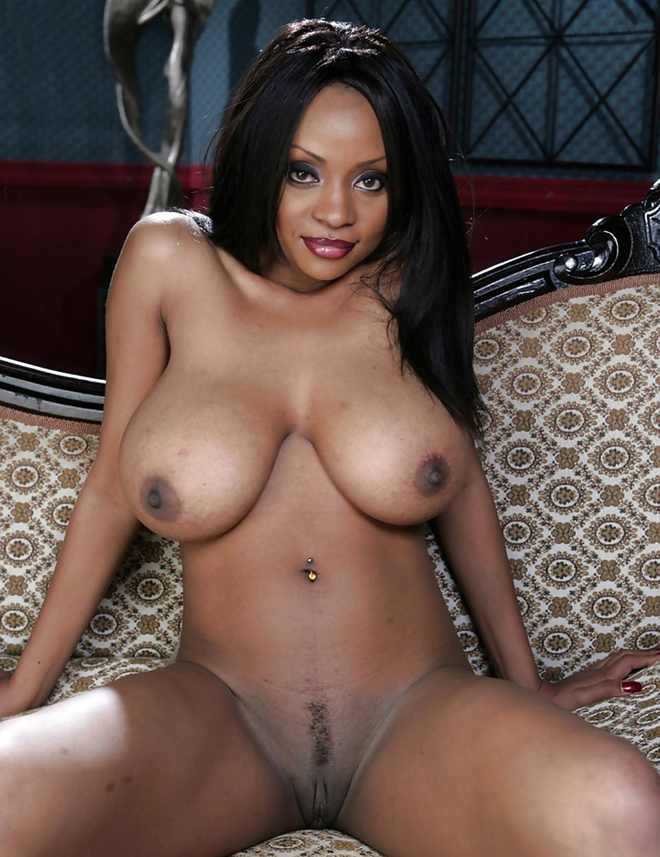 Hot naked black moms porn