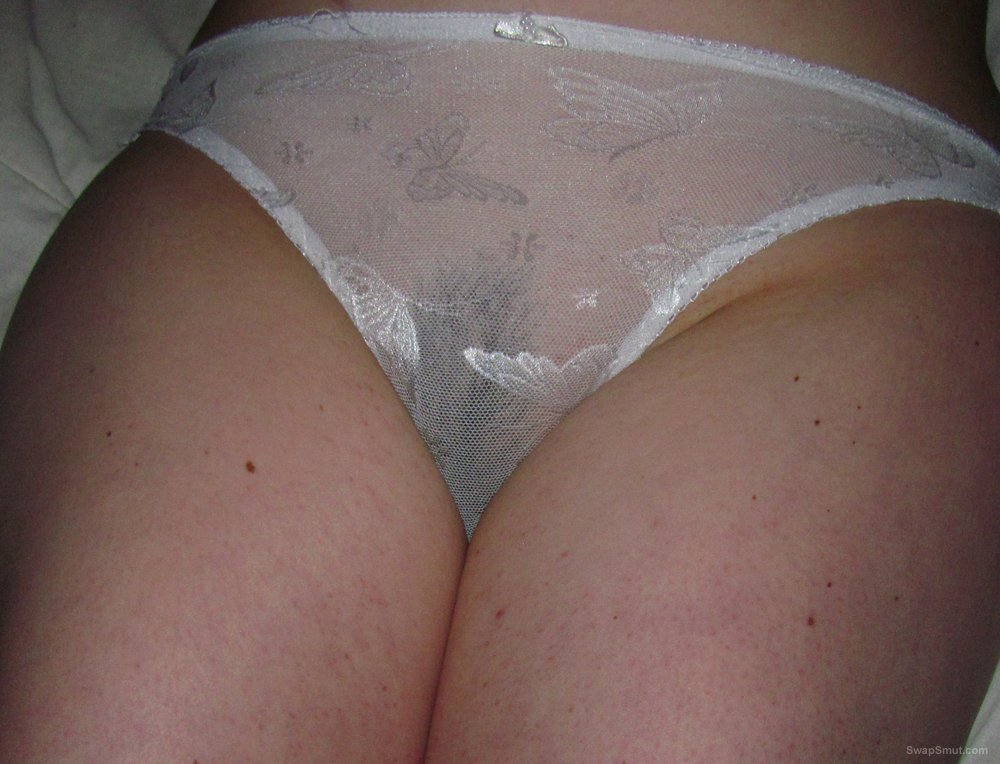 Panties hairy pussy fat ass
