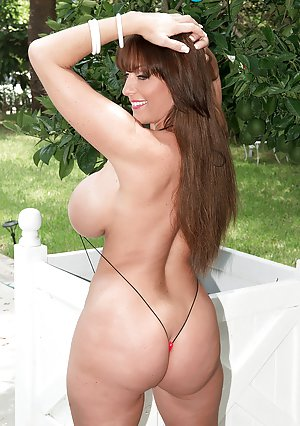 Bikini big boops naked