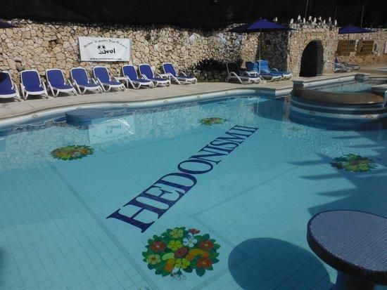 Hedonism iii nude pool