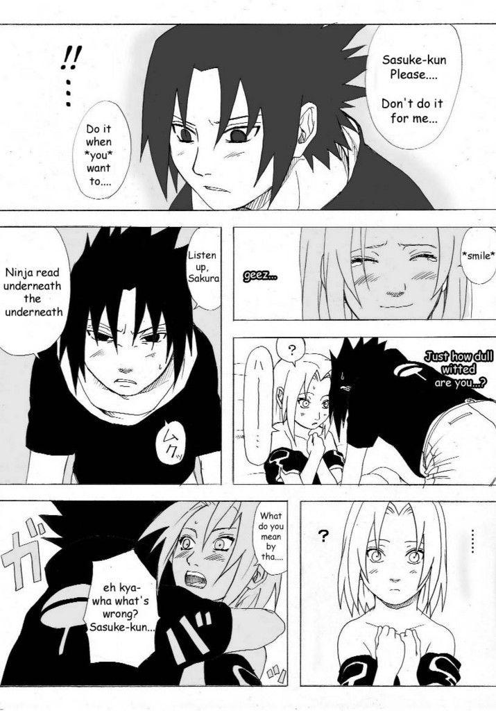 Naruto sasuke sakura hentai comics