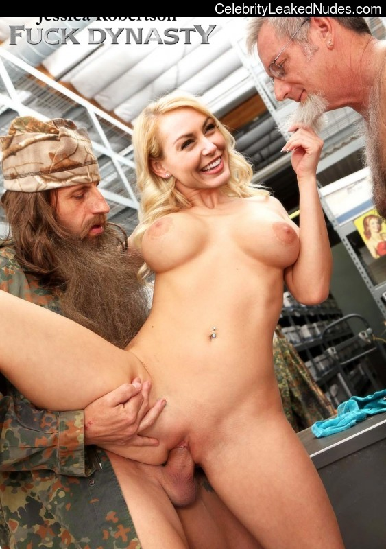 Jessica robertson duck dynasty nude