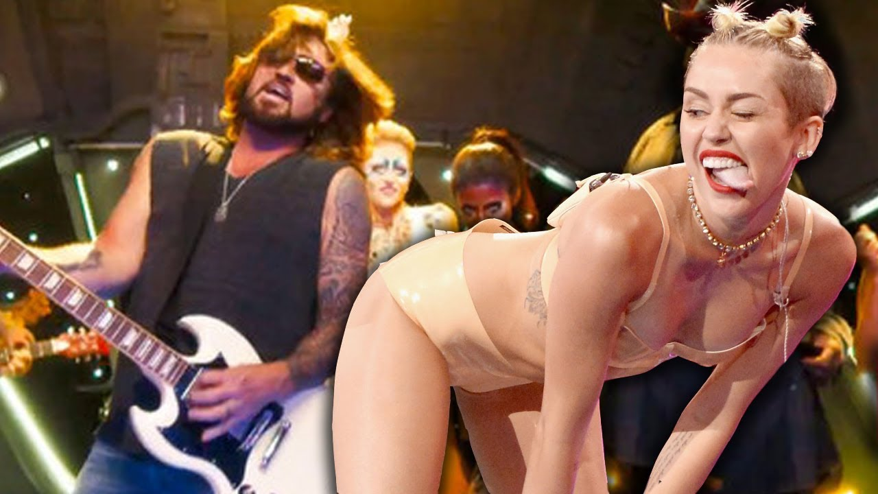 Miley and billy ray cyrus porn