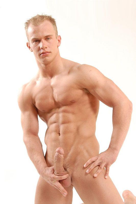 Ty colt nude model men