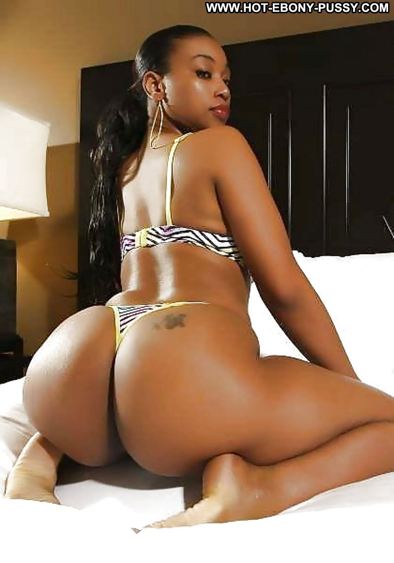 Hot curvy sexy ass pussy black gerl photo