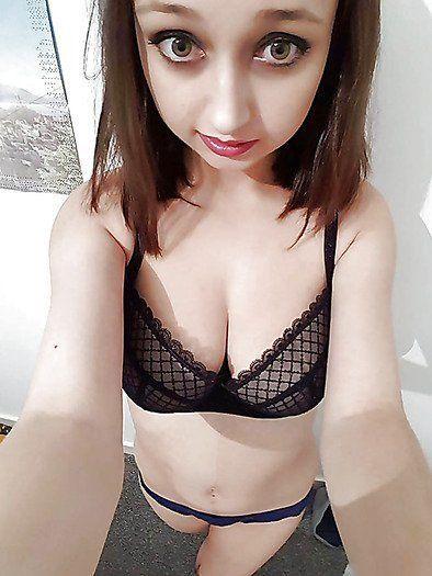 Emo goth girl nude