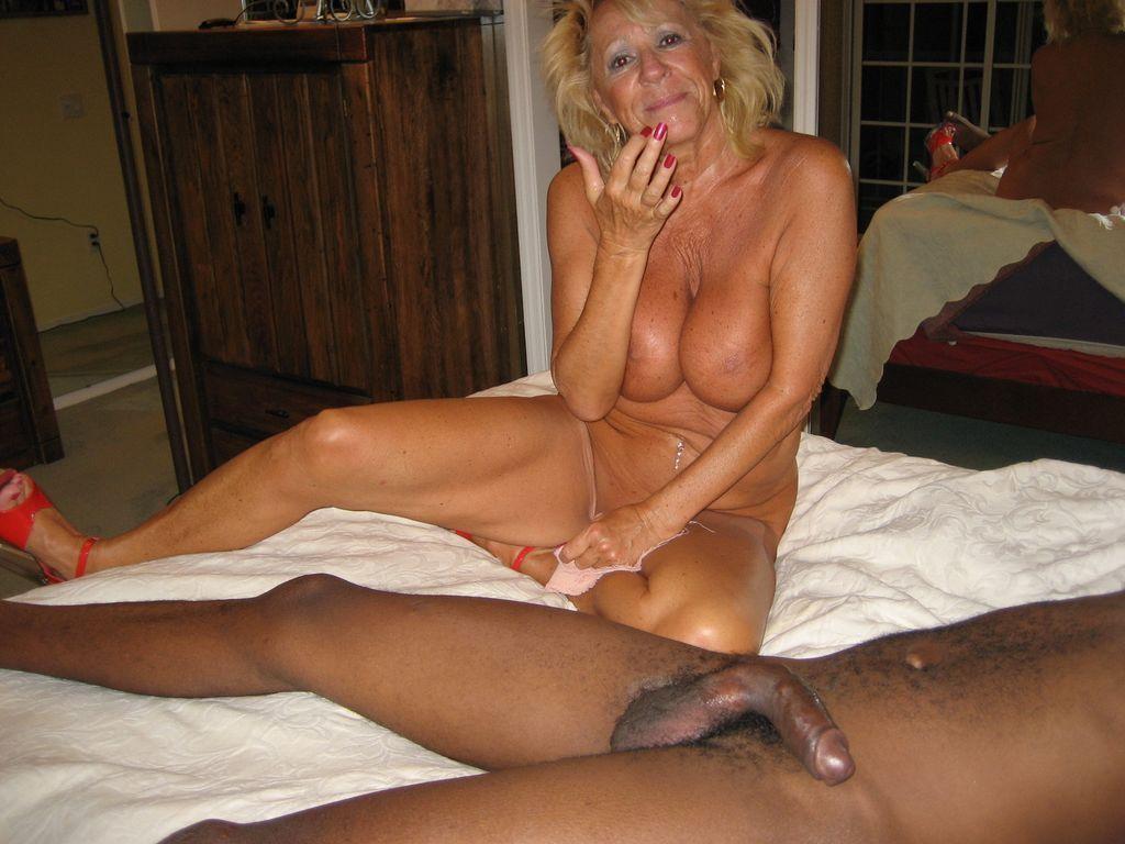Wives love big black cocks