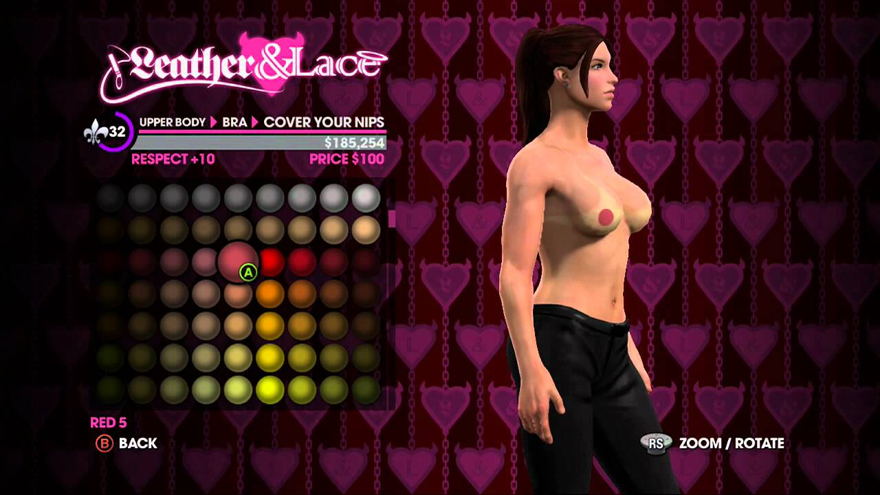 Saint row the third shaundi porn