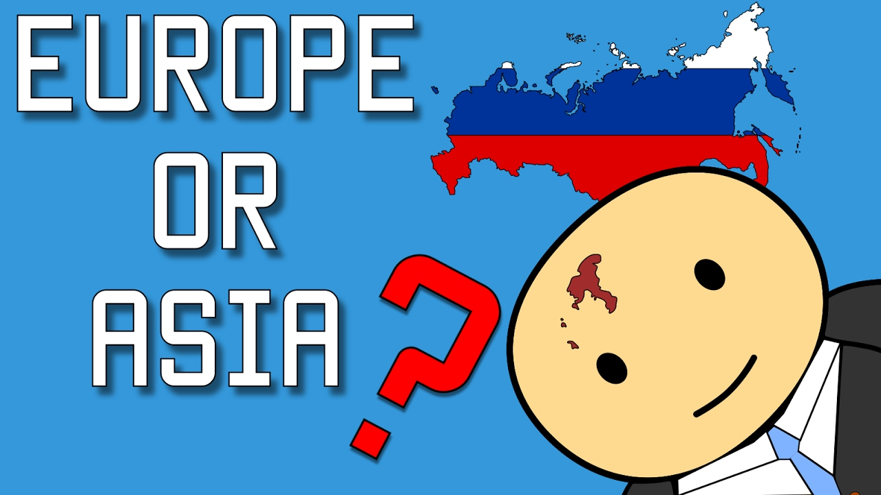 Is russian culture european or asian