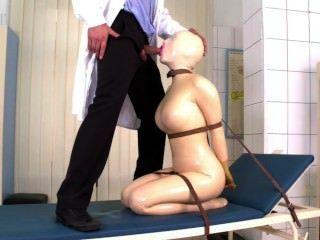Rubber sex doll porn
