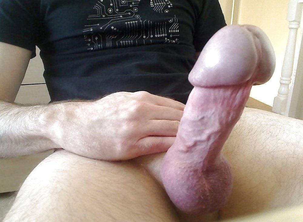 Big mushroom head cock