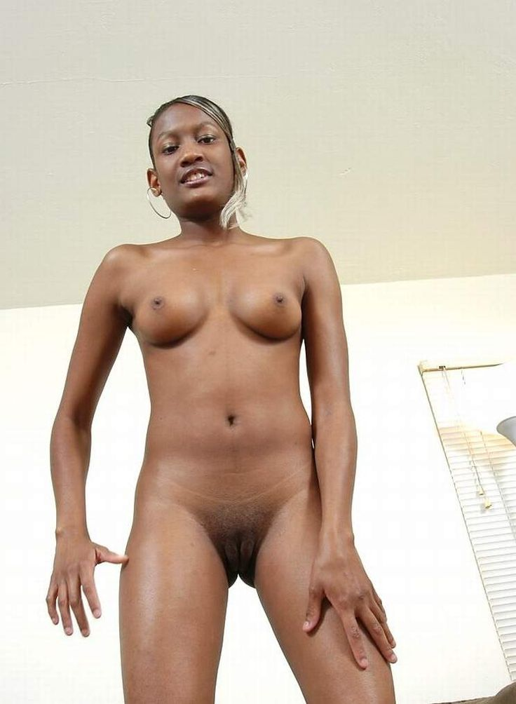 Real black woman naked