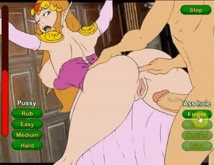 Zelda and link sex