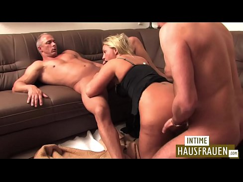 Threesomes with my wife