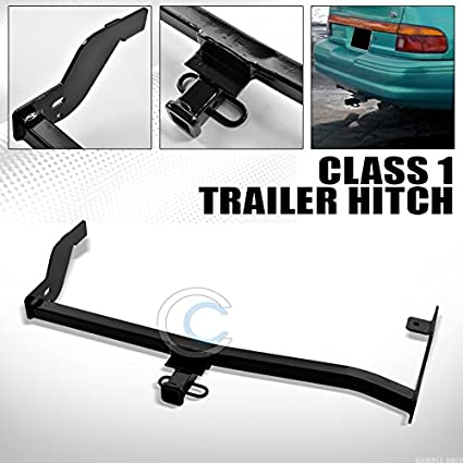 Trailer hitch for escort