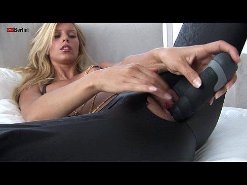 Blonde czech porn star fucking