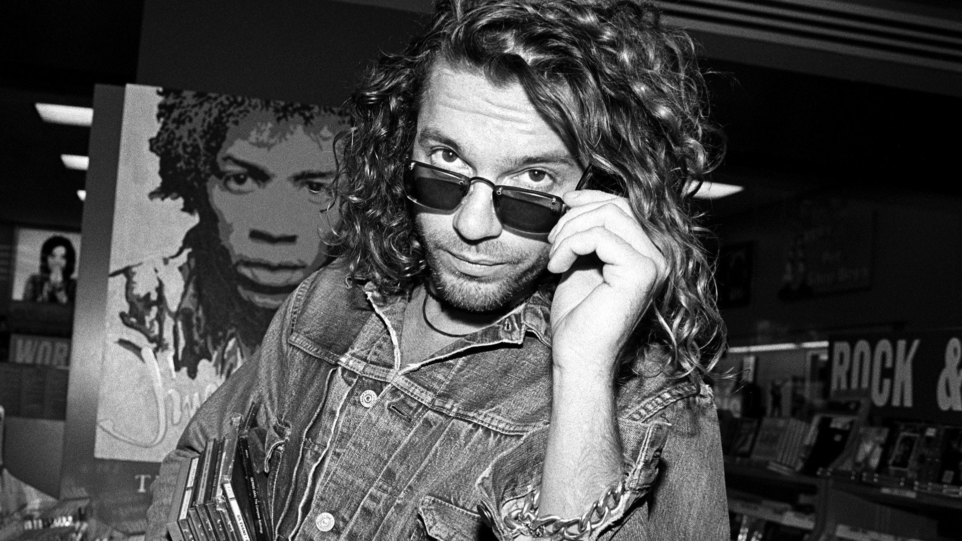 Auto michael asphyxiation erotic hutchence