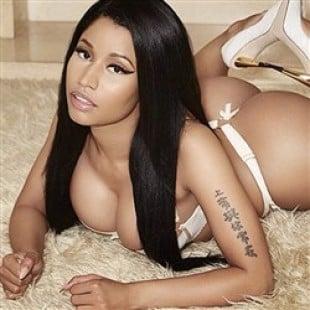 Nicki minaj fully naked
