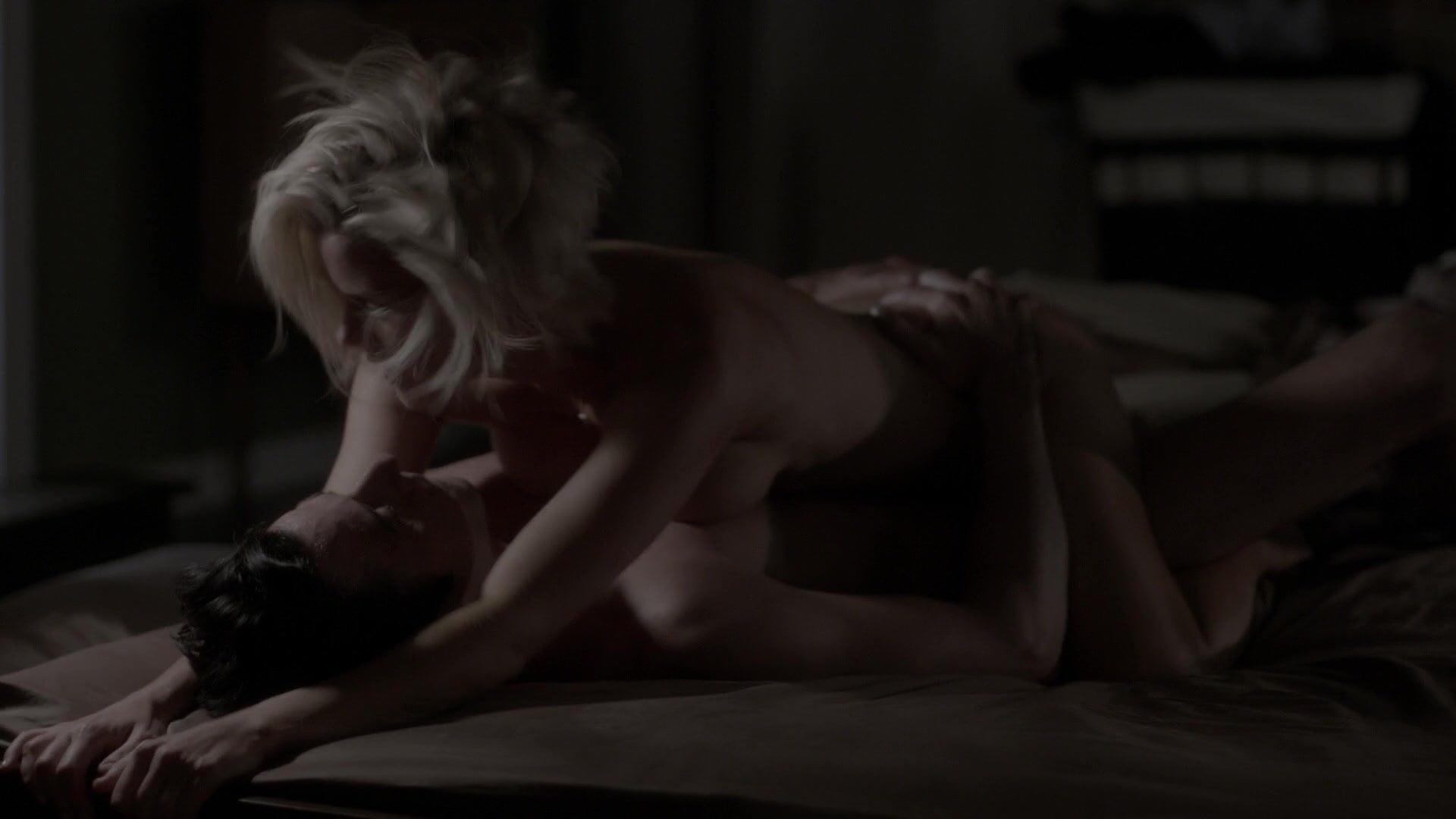 Boss kathleen robertson sex scene