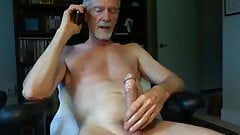 Big cock silver grandpas
