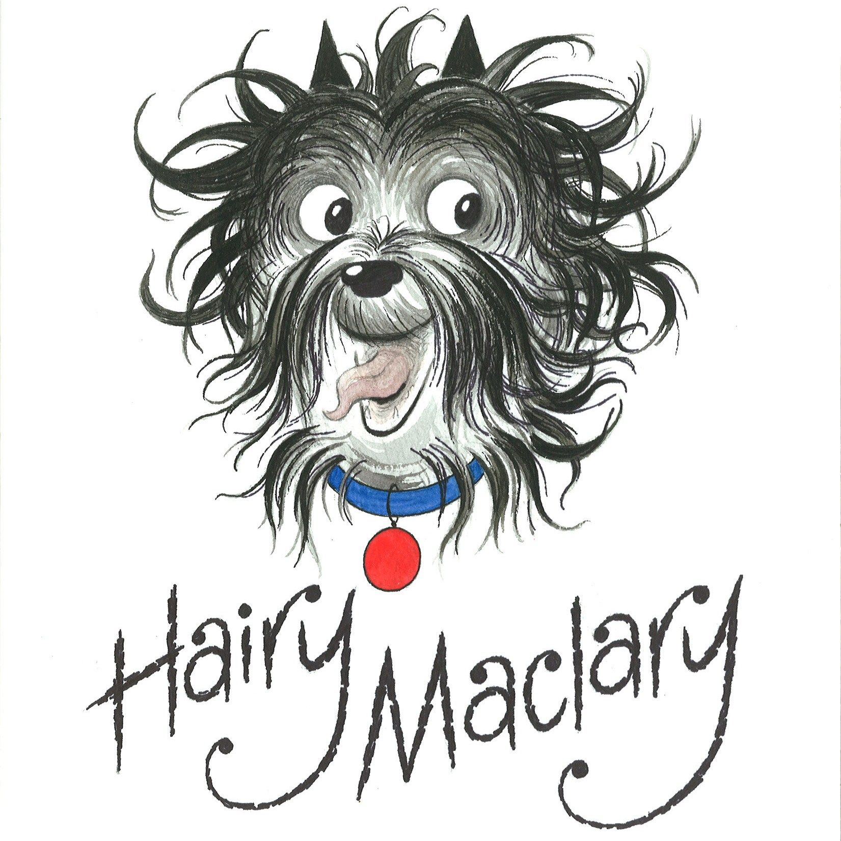Pictures of hairy maclary