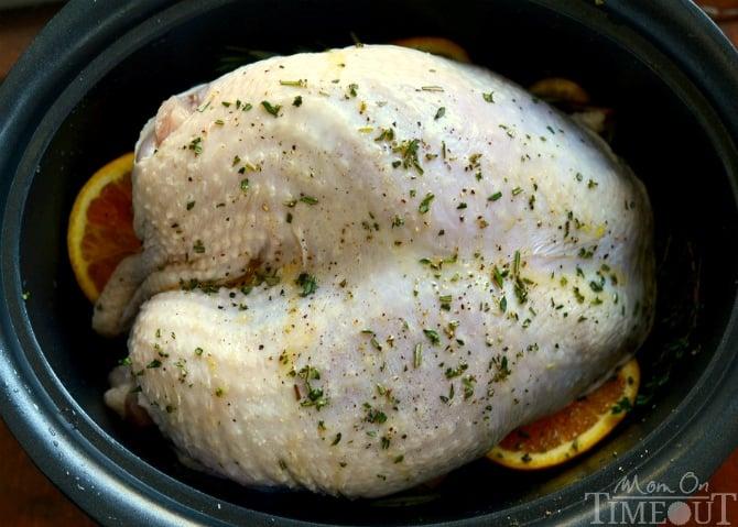 Turkey breast in crockpot recipes