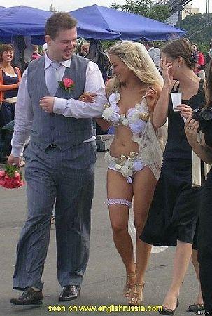 Wife dress no panties