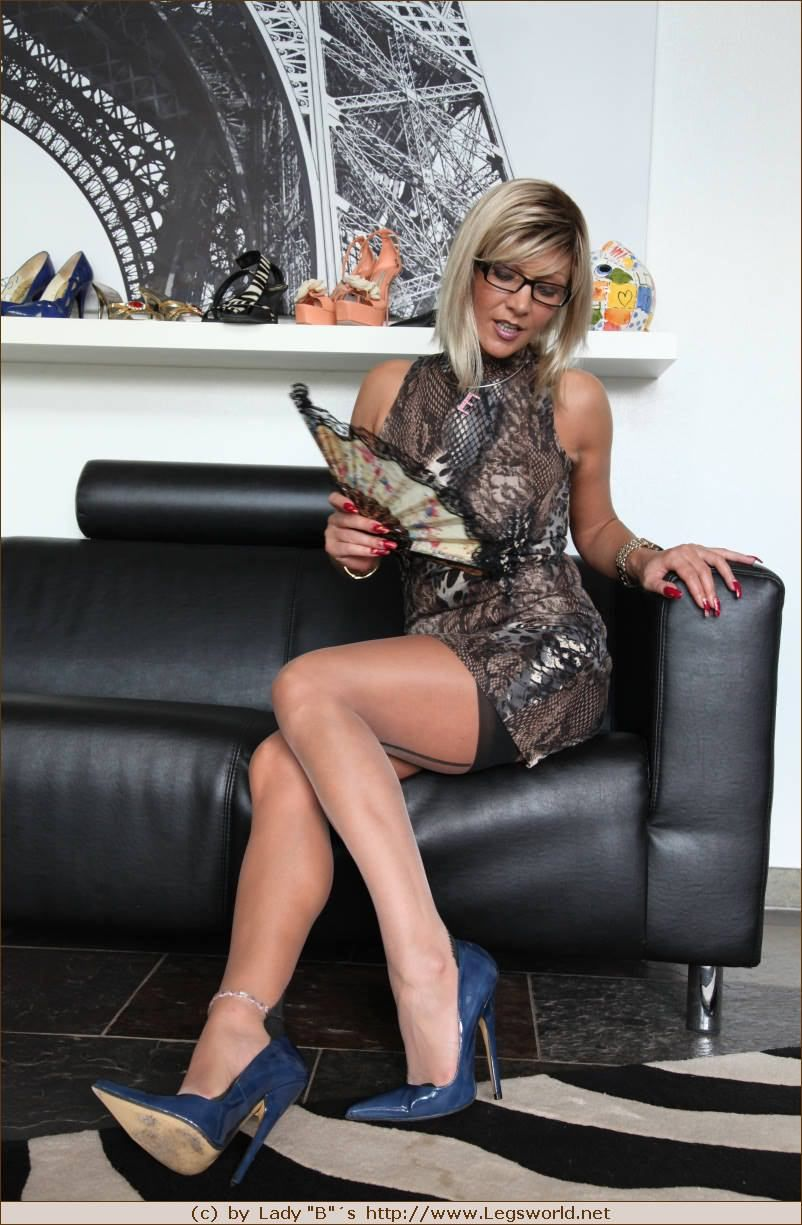Lady ewa high heels