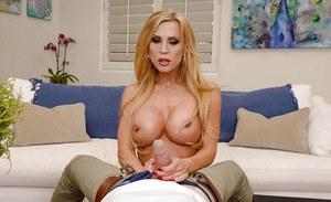 Pussy cum on her panties