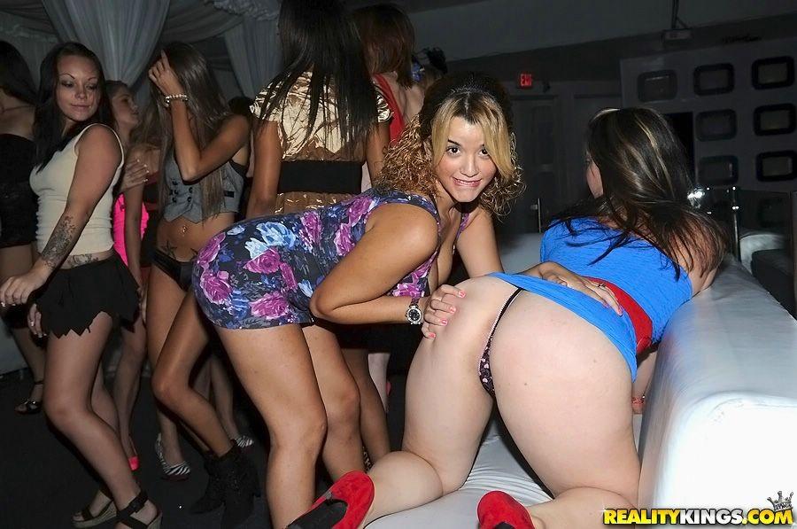 Gif party club vip sex