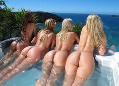 Cherie deville riley reid nude beach