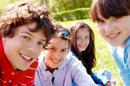 Dental care for teens