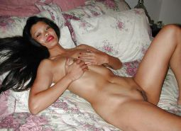 Wife nude asian amateur