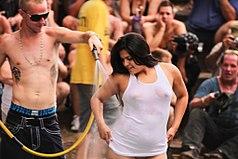Amateur redneck bikini contest