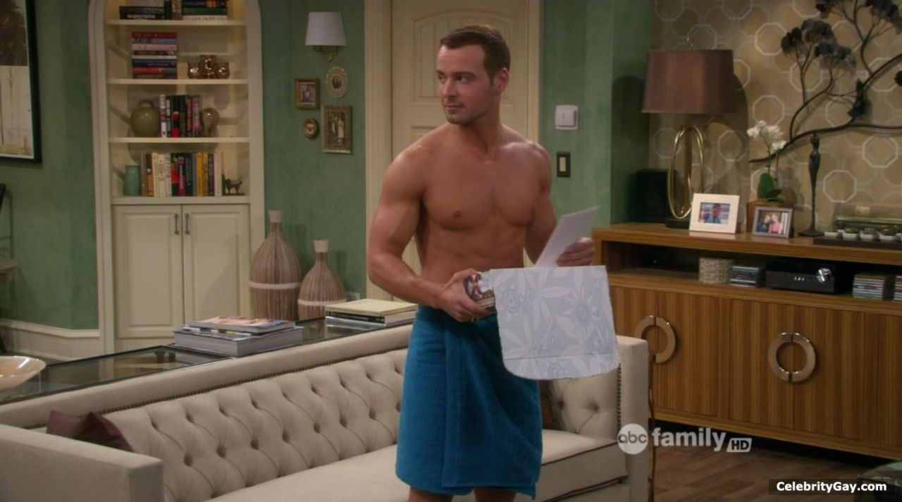 Joey lawrence shirtless nude