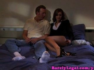 Daddy gets lucky dakoda brookes