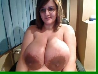 Big tits with huge nipples