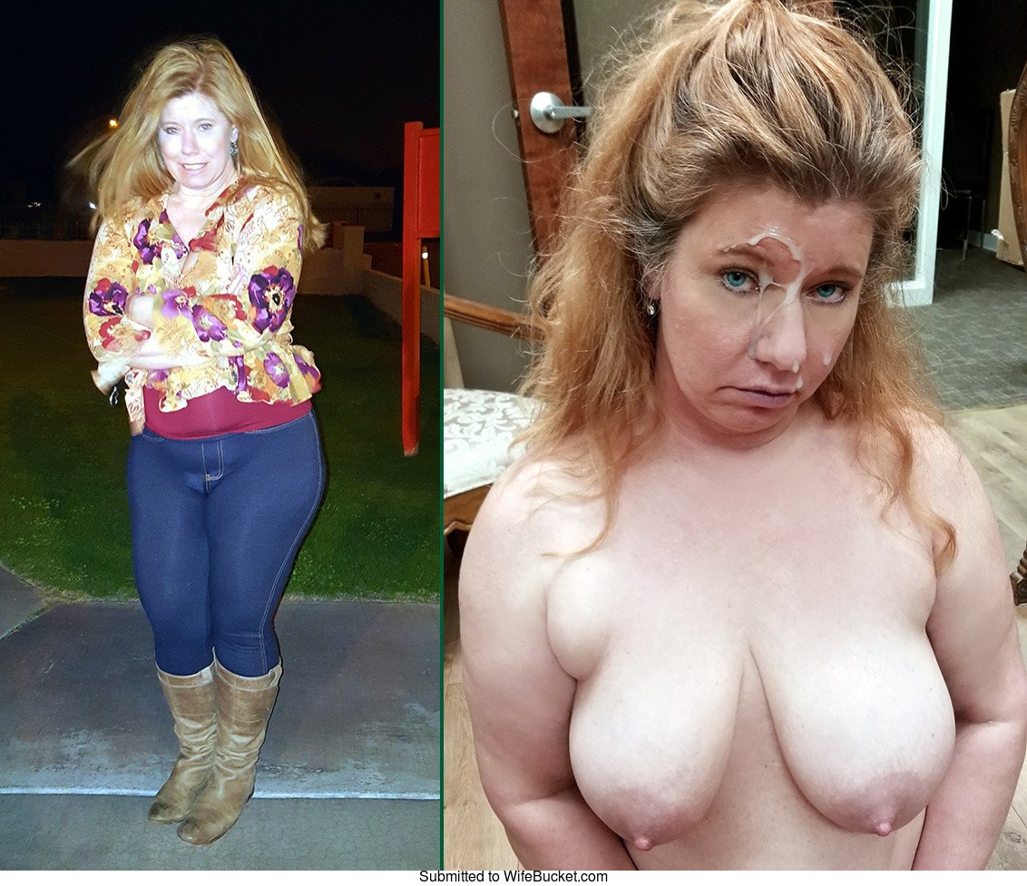 Cousin nude before after